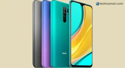 Redmi 9 Launched With MediaTek Helio G35 SoC, Dual Rear Cameras In India: Check Price, Specifications Here
