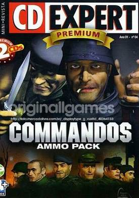 Commandos Ammo Pack PC Full Español [MEGA]