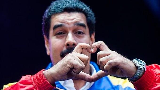 Nicolás Maduro reta a la oposición a que le pongan un apodo más fuerte que el que los cubanos le pusieron a Miguel Díaz Canel