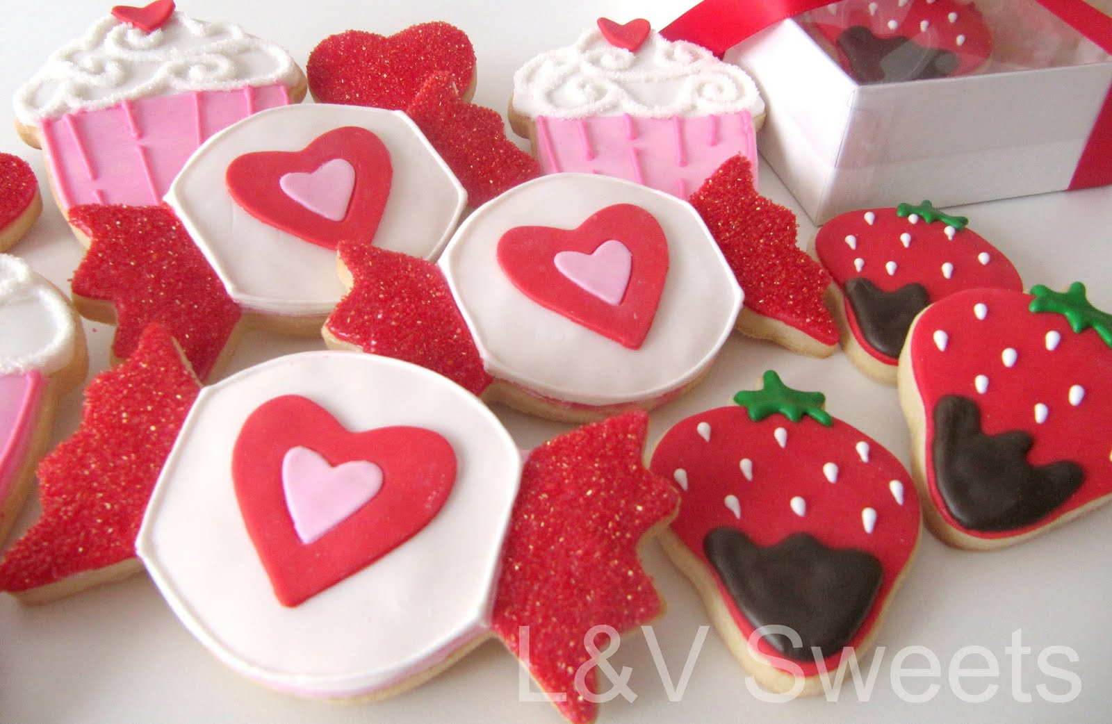 Valentine S Day Sweets Ideas And Pictures
