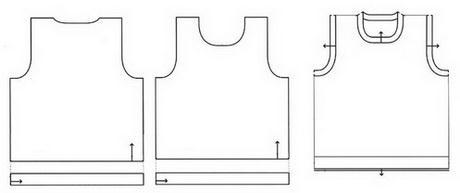 Vest pattern