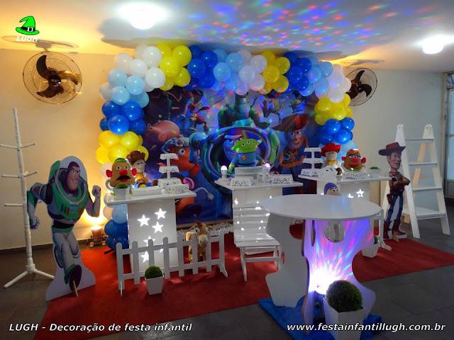 Decoração festa de aniversário infantil tema Toy Story - Decoração provençal