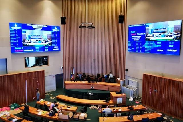CLDF retoma atividades legislativas amanhã
