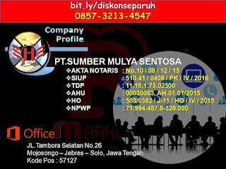 0857-3213-4547 Group Rejeki Marketing Solo