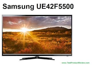 Samsung UE42F5500 review