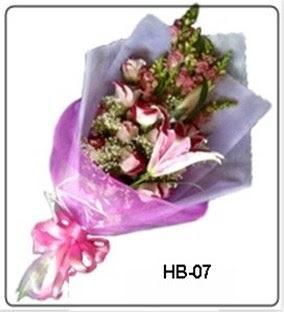 Bunga Tangan Ulang Tahun Summarecon