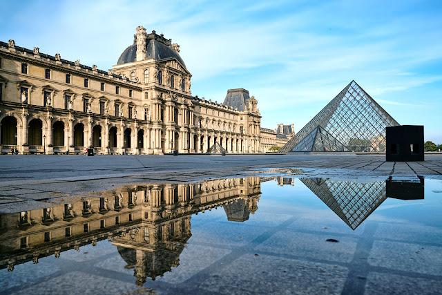 متحف اللوفر، باريس، فرنسا