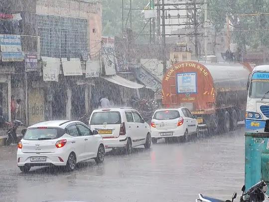 मानसून मेहरबान:3 से 29 जुलाई तक 27 दिन में बरसा 278 MM पानी, 2006 में हुई थी 291.5 मिलीमीटर बारिश