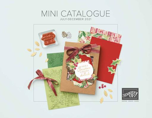 August-December 2021 Mini Catalogue