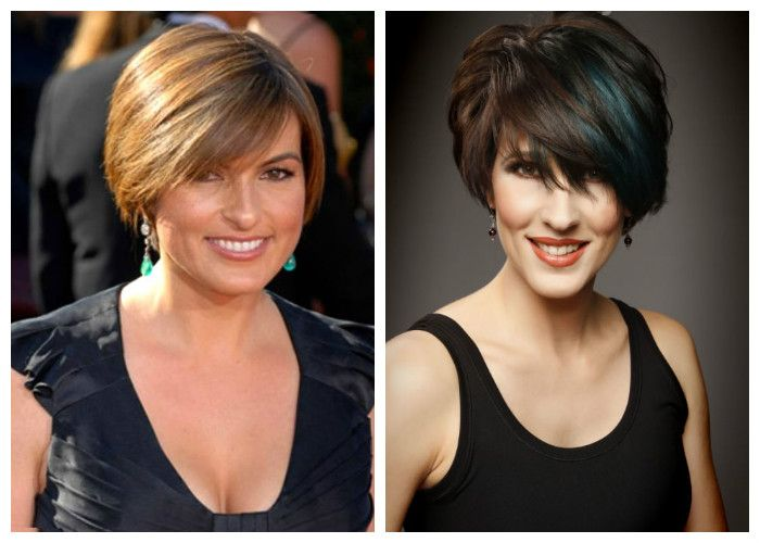 Haircuts for women 40 years old