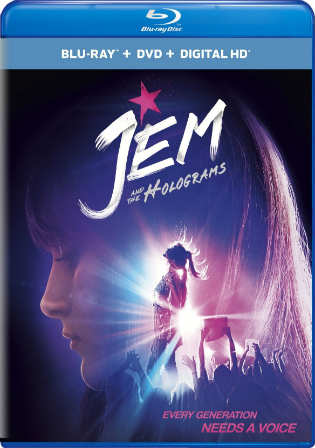 Jem And The Holograms 2015 BluRay 900Mb Hindi Dual Audio 720p Watch Online Full Movie Download bolly4u