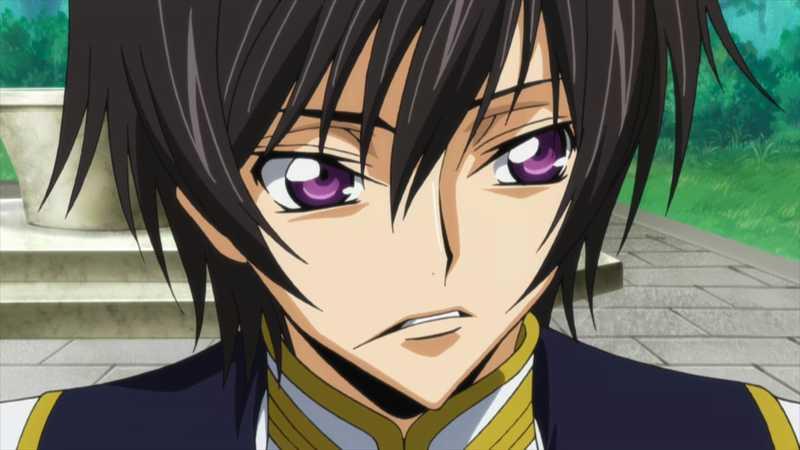 Code Geass Hangyaku no Lelouch, Anime mirip Death Note