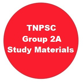 TNPSC Group 2A Study Material - Maths Age Problems
