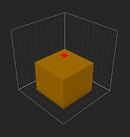 Adding voxels in MagicaVoxel using the Attach Tool