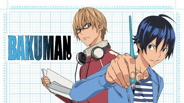 Bakuman - Best Shounen Anime of All Time