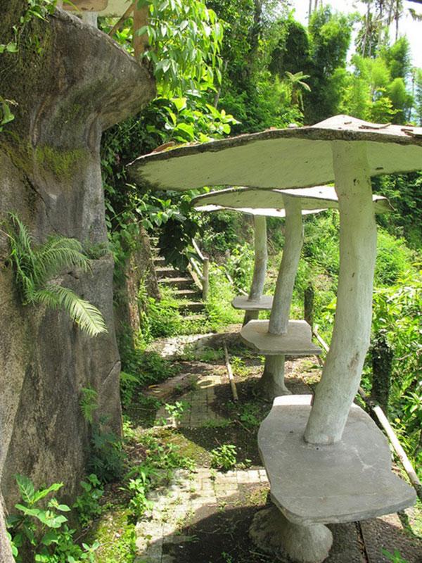 Abandoned Hotel, Bali