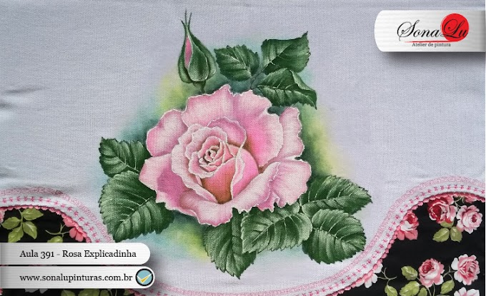 Aula 391 - Rosa Explicadinha