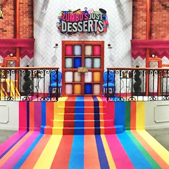 Zumbo's Just Desserts  -  A Confeitaria a lá Willy Wonka
