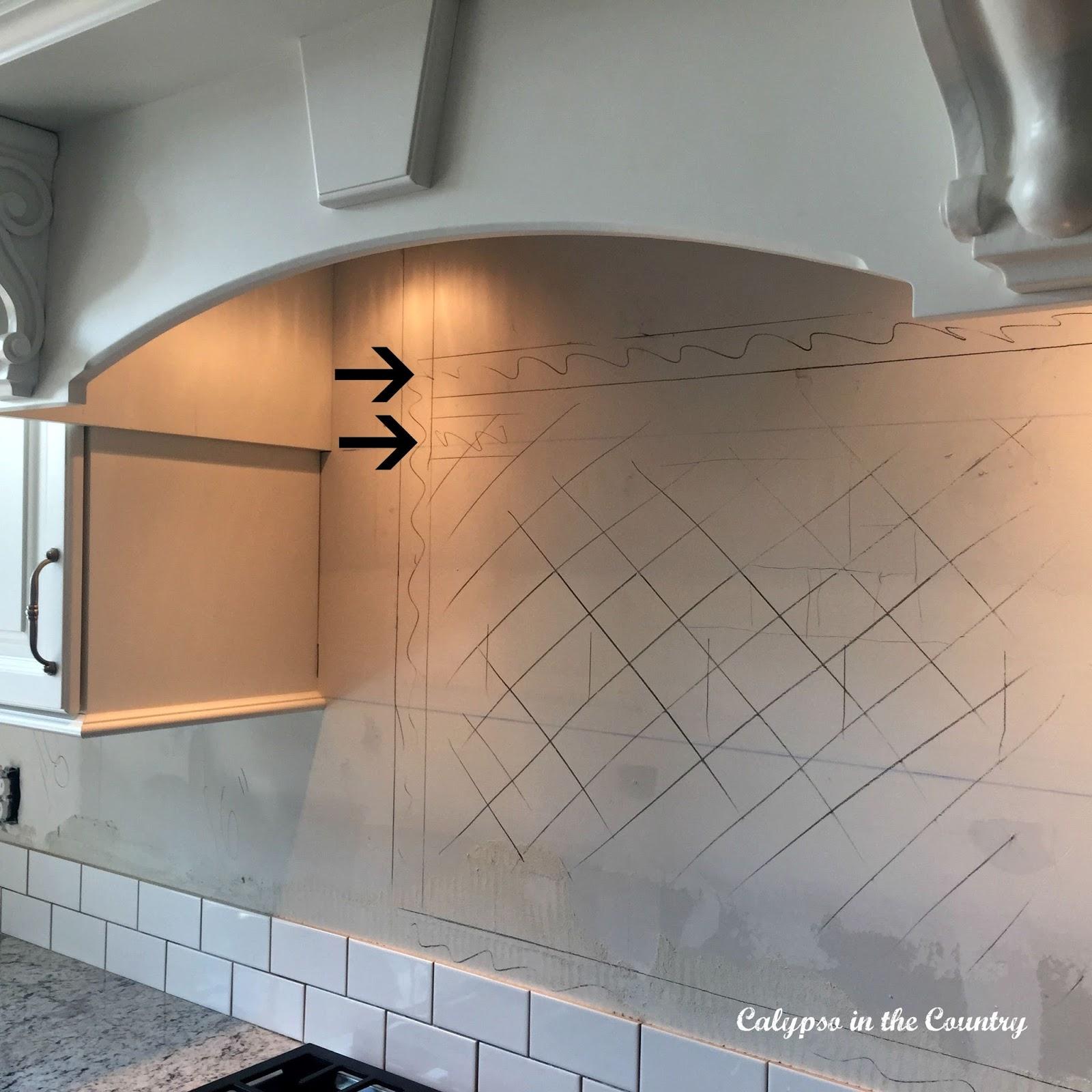 Herringbone Pattern Backsplash - Subway Tiles decisions