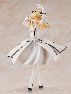 Saber/Altria Pendragon (Lily) Second Ascension de la linea POP UP PARADE.