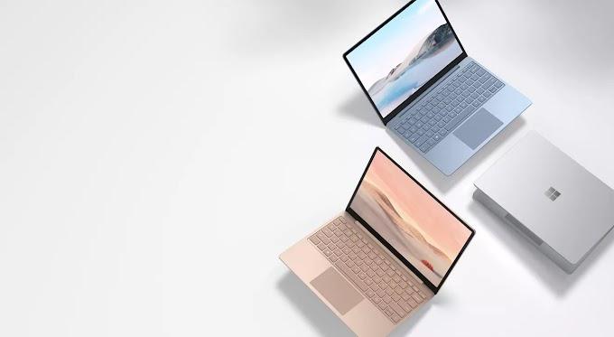 Microsoft Surface Laptop Go es la nueva alternativa económica de Microsoft
