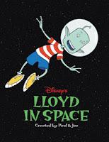 Lloyd in Space TV Series (Season 1 - 4)
