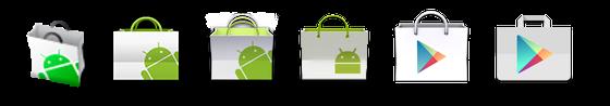 Logo Play store terbaru