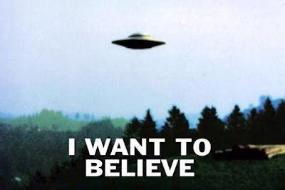 Discos Voadores, Ufologia, I Want To Believe