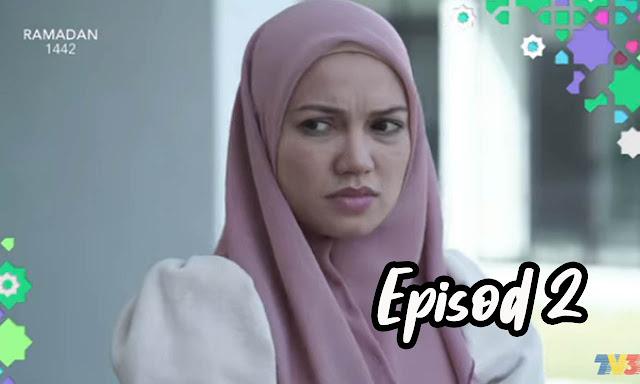Drama Sabarlah Duhai Hati Episod 2 Full