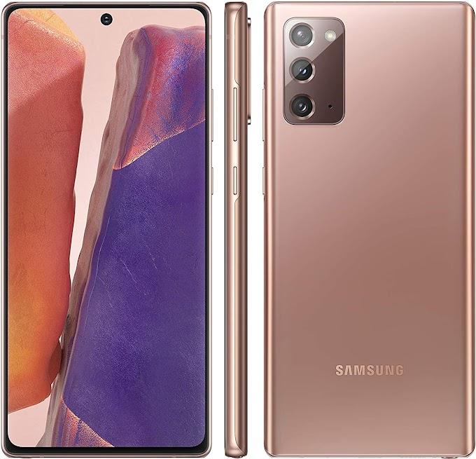 جوال Samsung Galaxy Note 20 بسعر 4199 ريال على امازون السعوديه