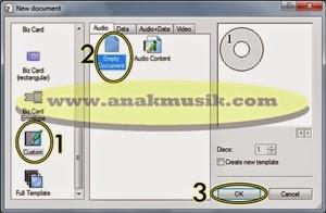 Cara Membuat Label CD – DVD Menggunakan Nero