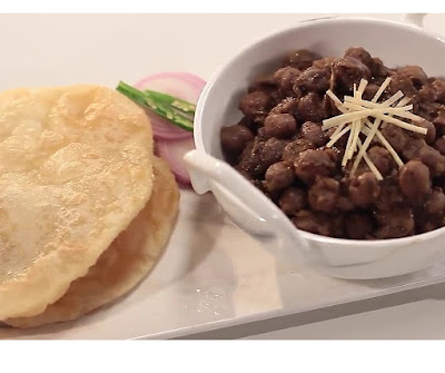 How to make chole bhature step by step