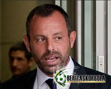Berita Skor Bola – Sandro Rosell Saya Tak Ragu Pulangkan Neymar ke Barca