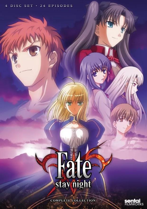 Fate/Stay Night 2006 (dublado)