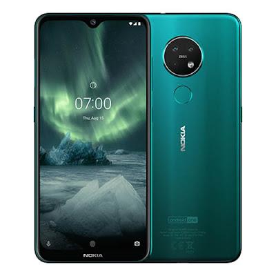 سعر و مواصفات هاتف جوال  Nokia 7.2 نوكيا 7.2 بالاسواق