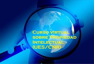 curso virtual sobre Propiedad Intelectual