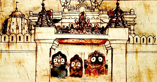 Nabakalebara Vidhi : Selection of Mahadaru