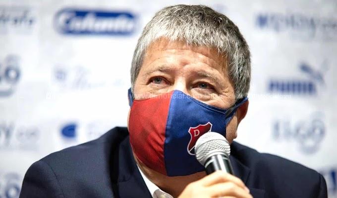 """'Bolillo' Gómez y la victoria del Independiente Medellín ante Jaguares: """"Los muchachos vienen de un desgaste grande"""""""