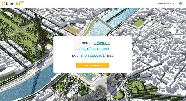 en réaction la création du site  www.bienici.com le tuc immobilier emd eric mey