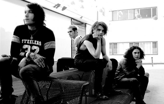 My Chemical Romance anunciará turnê no Brasil em breve