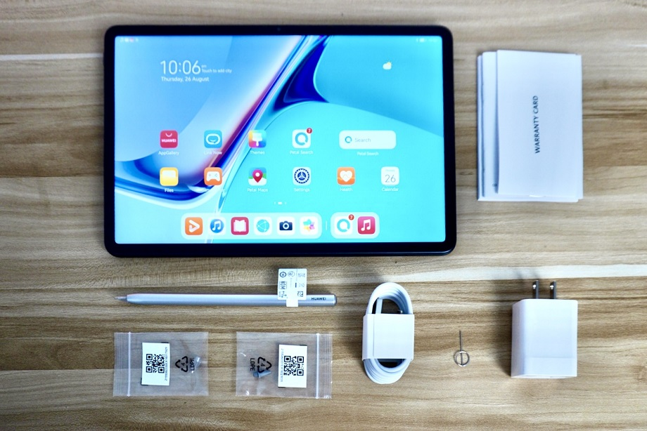 Huawei MatePad 11 Unboxing, First Impressions