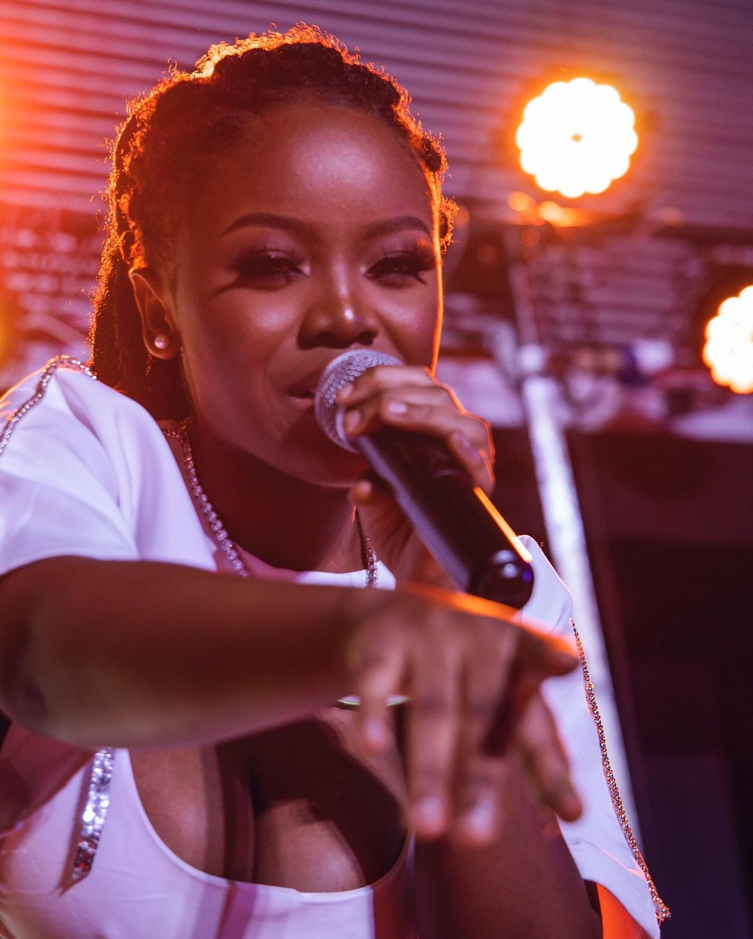 Gyakie is the first African woman to partner Spotify.