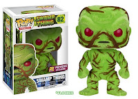 Funko Po! Swamp Thing Flocked & Scented