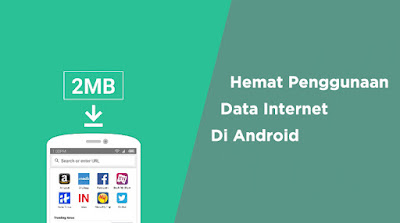 Tips Menghemat Paket Data Internet Android