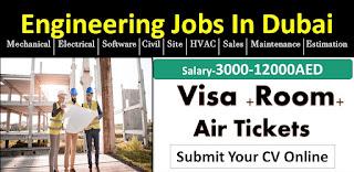 Estimation Engineer Electrical Job in Dubai