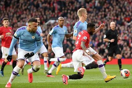 Menunggu Jadwal Derby Manchester United vs Manchester City di Mola TV