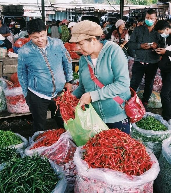 Jelang Idulfitri, KPPU Sebut Harga Bahan Pokok Masih Wajar
