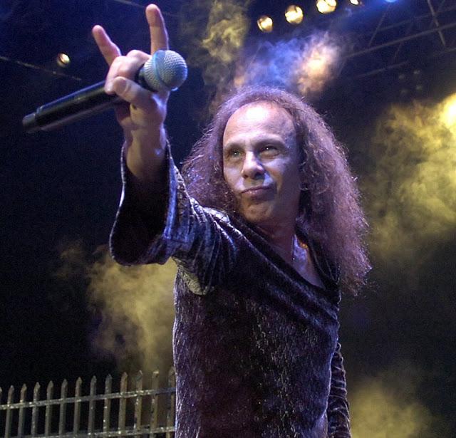Ronald James Padavona ή απλά Dio