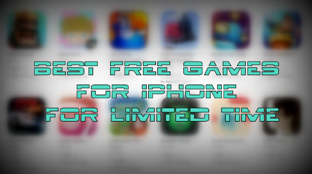 Download these best free games for iPhone, iPad and iPod touch for today because we dont know when their price could go up in the App Store
