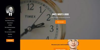 Learn Blogging at SethGodin